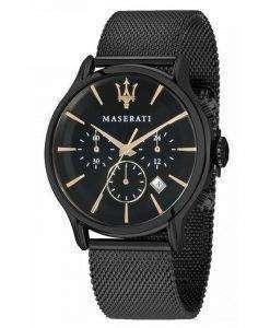 Maserati Epoca Chronograph Quartz R8873618006 Men's Watch