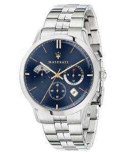Maserati Ricordo Chronograph Quartz R8873633001 Men's Watch