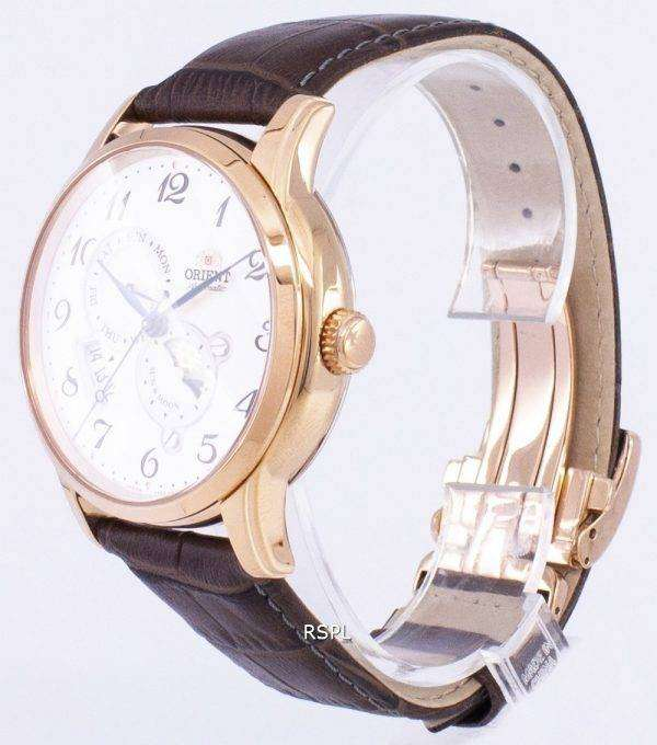 Orient Classic Sun And Moon Automatic RA-AK0001S10B Men's Watch