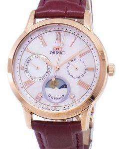 Orient Sun and Moon Quartz RA-KA0001A10B Women's Watch