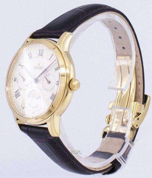 Orient Sun And Moon Quartz RA-KA0003S10B Women's Watch