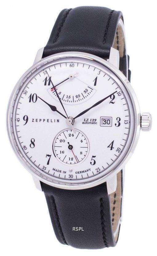 Zeppelin Series LZ 129 Hindenburg ED.1 Germany Made 7060-1 70601 Men's Watch