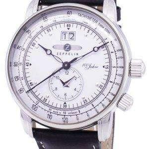 Zeppelin Series 100 Years ED.1 Germany Made 7640-4 76404 Men's Watch