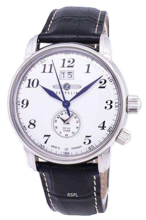 Zeppelin Series LZ127 Graf Germany Made 7644-1 76441 Men's Watch