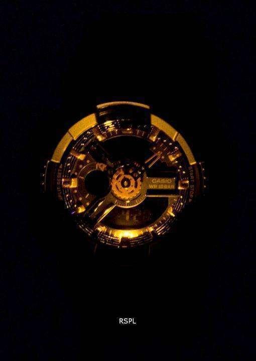 Casio Baby-G World Time Analog-Digital BA-111-1A Women's Watch