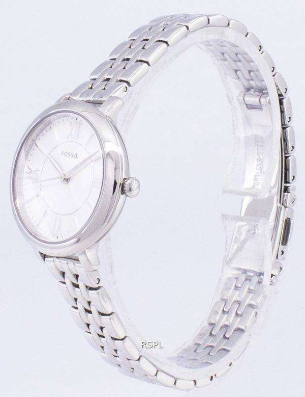 Fossil Jacqueline Mini Quartz Stainless Steel ES3797 Women's Watch