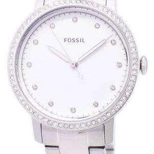 Fossil Neely Quartz Diamond Accent ES4287 Women's Watch