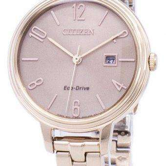 Citizen Eco-Drive Chandler Silhouette EW2443-55X Women's Watch