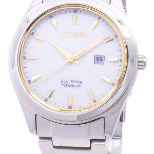 Citizen Eco-Drive Super Titanium EW2470-87B Women's Watch