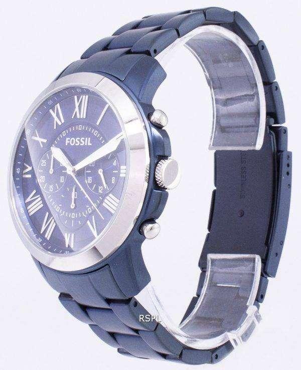 Fossil Grant Chronograph Quartz FS5230 Men's Watch