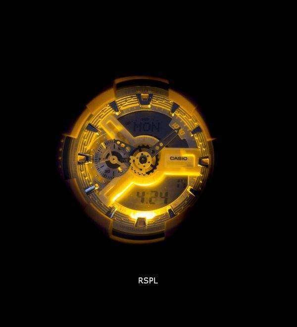 Casio G-Shock Analog-Digital 200M GA-110DN-4A Men's Watch