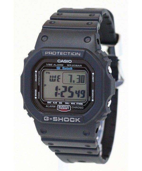 Casio G-Shock Bluetooth V4.0 GB-5600B-1JF Mens Watch