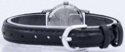 Casio Quartz Analog Black Dial LTP-1095E-1ADF LTP-1095E-1A Womens Watch