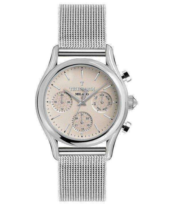 Trussardi T-Light Quartz R2453127001 Men's Watch