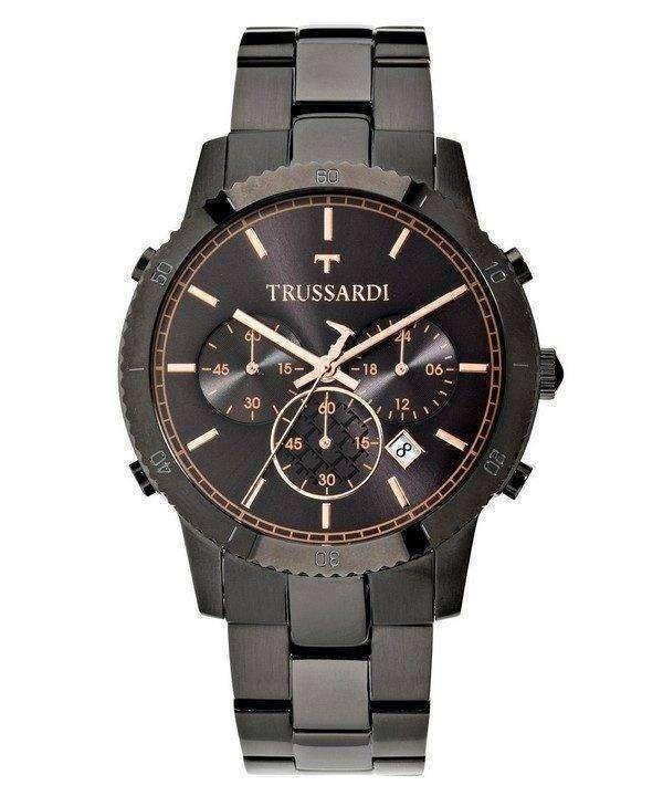 Trussardi T-Style Chronograph Quartz R2473617001 Men's Watch