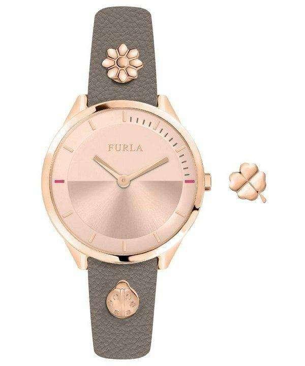 Furla Pin Quartz R4251112506 Women's Watch