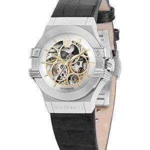 Maserati Potenza Analog Automatic R8821108020 Unisex Watch