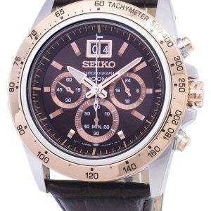 Seiko Lord Chronograph Quartz SPC248 SPC248P1 SPC248P Men's Watch