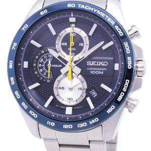 Seiko Neo Sports Chronograph Quartz SSB259 SSB259P1 SSB259P Men's Watch
