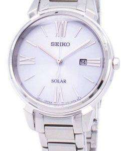 Seiko Solar Analog SUT323 SUT323P1 SUT323P Women's Watch