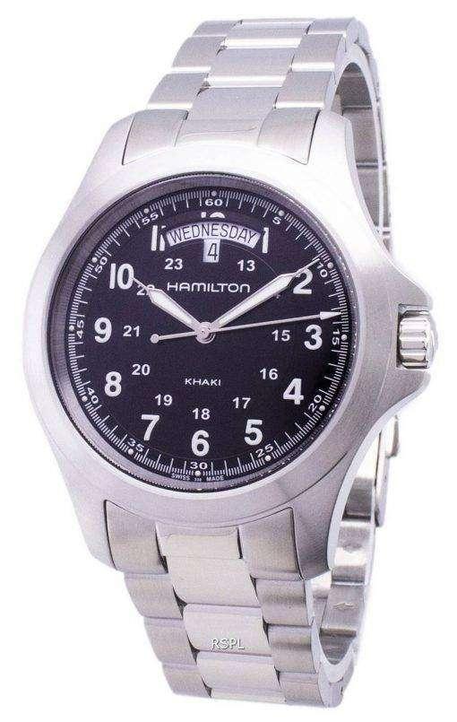 Hamilton Khaki King H64451133 Mens Watch