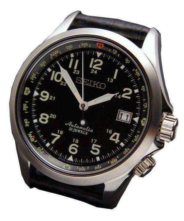 Seiko Automatic 23 Jewels SARG007 Mens Watch