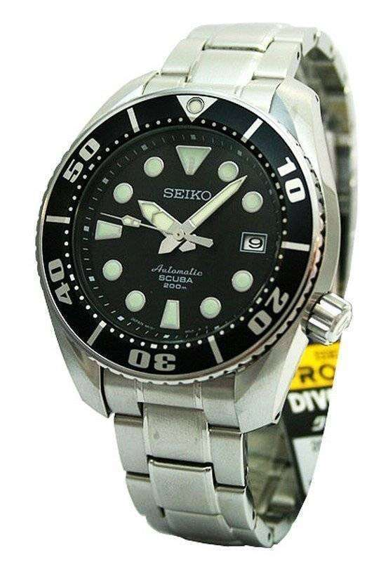 SEIKO Prospex Diver 6R15 Automatic SBDC001 200M Mens Watch