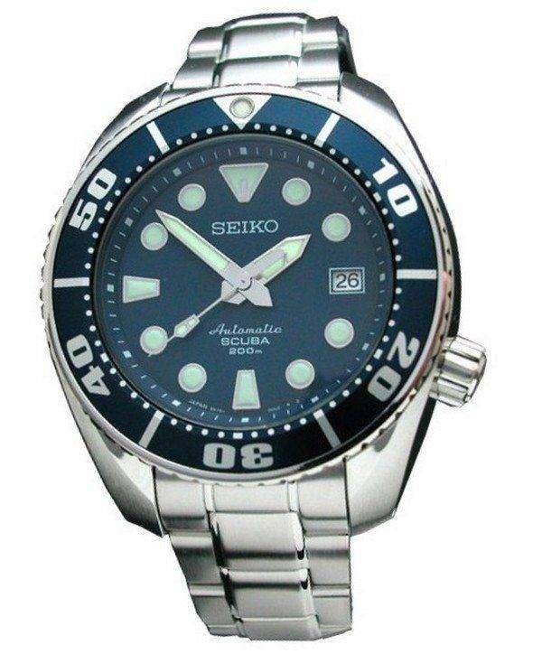 Seiko Prospex Diver 6R15 Automatic SBDC003 Watch