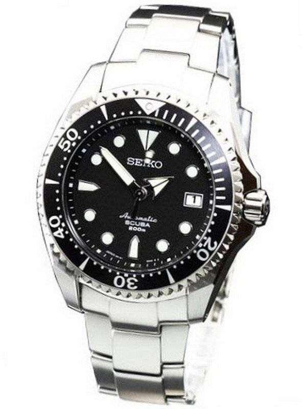 SEIKO Prospex Diver 6R15 Titanium Automatic SBDC007 200M Watch