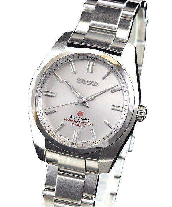 Seiko Mens Watch Anti Magnetic Resistant Quartz SBGX091