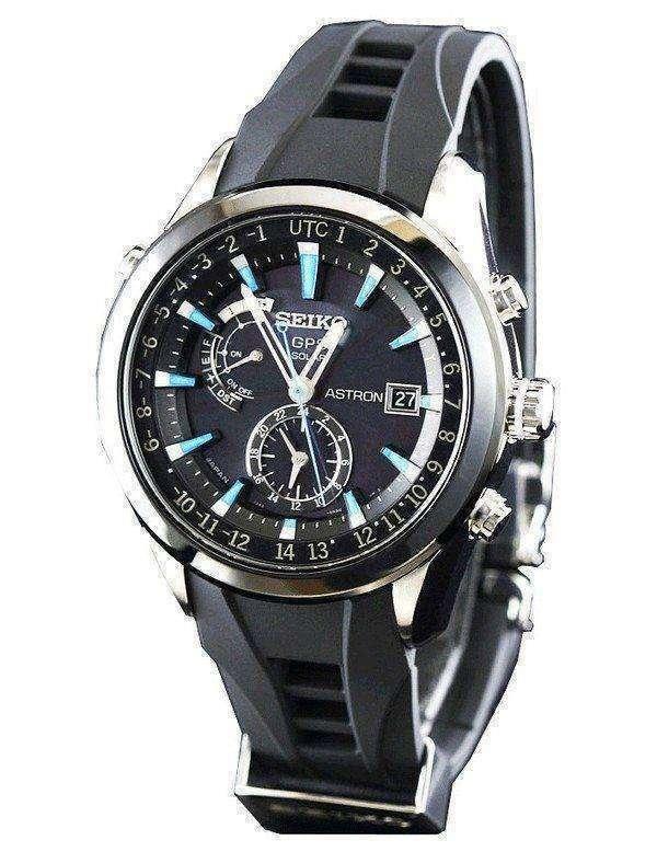 Seiko Astron GPS Solar SBXA009 SAST009 Mens Watch