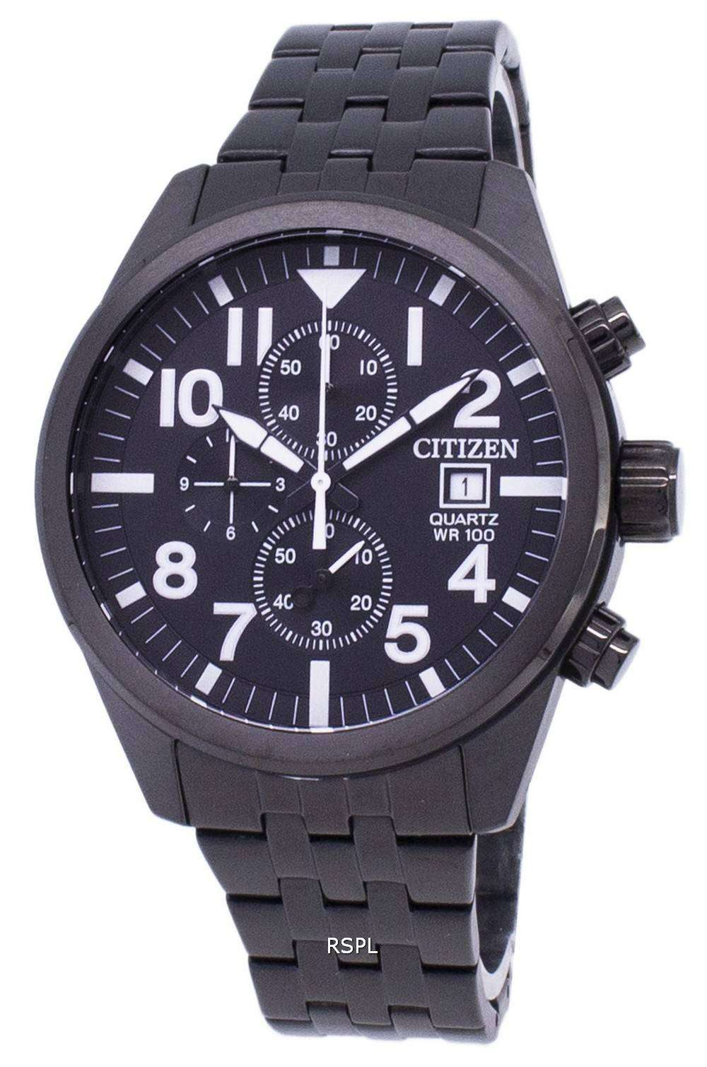 16c0cf184 Citizen Chronograph Quartz AN3625-58E Men's Watch - CityWatches.co.uk