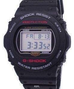 Casio G-Shock Chronograph Alarm 200M Digital DW-5750E-1D DW5750E-1D Men's Watch