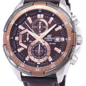 Casio Edifice Chronograph Quartz EFR-539L-5AV EFR539L-5AV Men's Watch