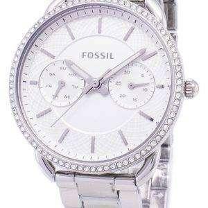 Fossil Tailor Multifunction Quartz Diamond Accents ES4262 Women's Watch