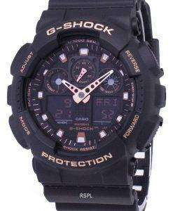 Casio G-Shock Analog Digital 200M GA-100GBX-1A4 GA100GBX-1A4 Men's Watch