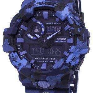 Casio G-Shock Illuminator Special Color Models 200M GA-700CM-2A GA700CM-2A Men's Watch