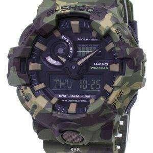 Casio G-Shock Illuminator Special Color Models 200M GA-700CM-3A GA700CM-3A Men's Watch