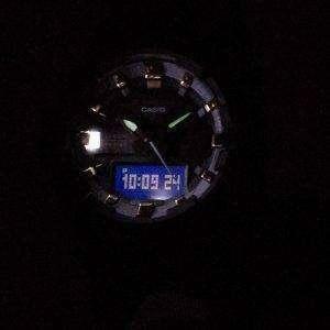 Casio G-Shock Shock Resistant Analog Digital 200M GA-810B-1A4 GA810B-1A4 Men's Watch