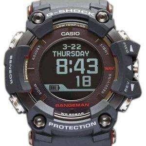 Casio G-Shock GPR-B1000-1JR Rangeman Triple Sensor GPS 200M Men's Watch
