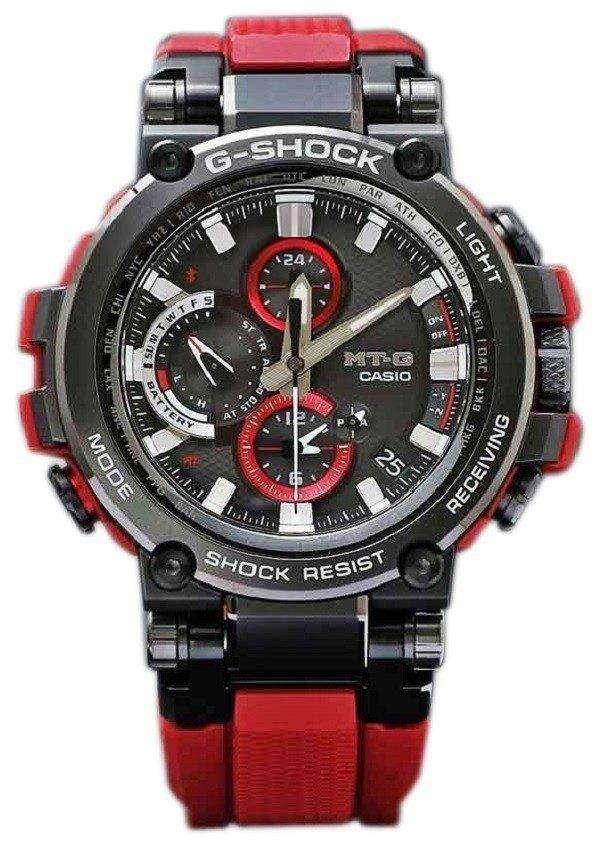 cc99c17e602d Casio G-Shock MTG-B1000B-1A4JF MT-G Bluetooth Radio Controlled 200M Men s  Watch