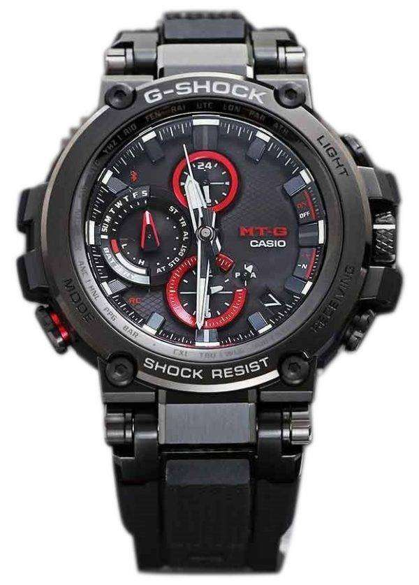 Casio G-Shock MTG-B1000B-1AJF MT-G Bluetooth Radio Controlled 200M Men's Watch