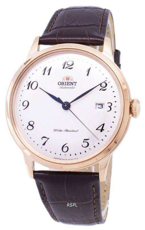 Orient Analog Automatic Japan Made RA-AC0001S00C Men's Watch