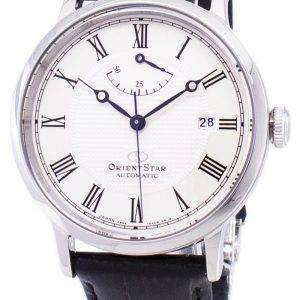 Orient Star Power Reserve Automatic Japan Made RE-AU0002S00B Men's Watch