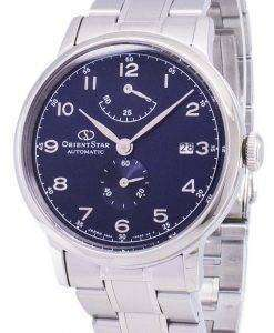 Orient Star Power Reserve Automatic Japan Made RE-AW0002L00B Men's Watch