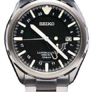 Seiko Landmaster SBDB015 Spring Drive Power Reserve Japan Made Men's Watch
