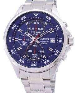 Seiko Chronograph Quartz SKS625 SKS625P1 SKS625P Men's Watch