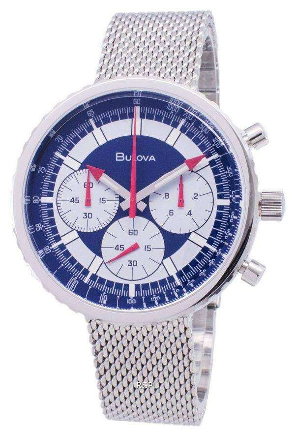 Bulova Special Edition 96K101 Chronograph Quartz Men's Watch