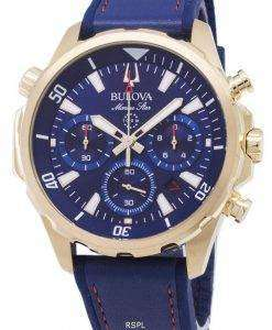 Bulova Marine Star 97B168 Chronograph Quartz Men's Watch
