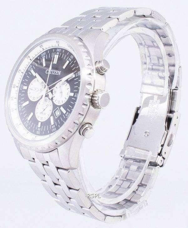 Citizen Analog AN8061-54E Chronograph Tachymeter Quartz Men's Watch